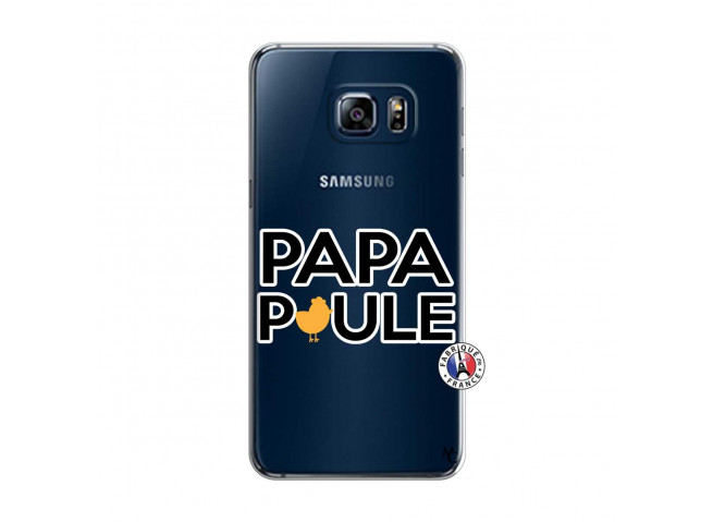Coque Samsung Galaxy S6 Edge Plus Papa Poule