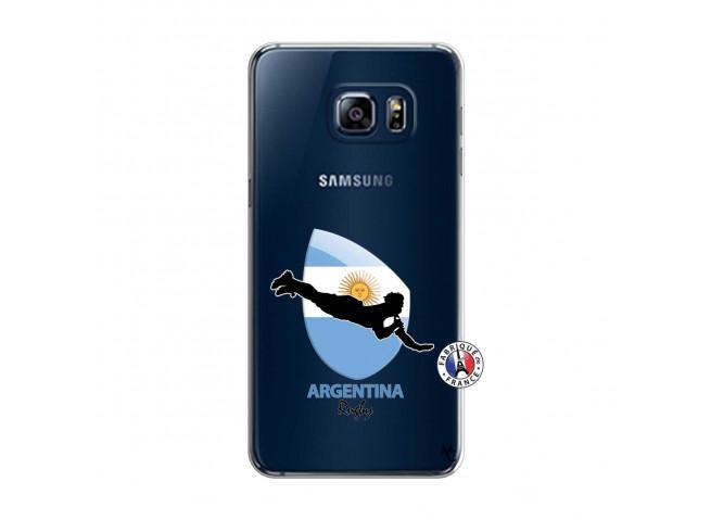 Coque Samsung Galaxy S6 Edge Coupe du Monde Rugby-Argentine