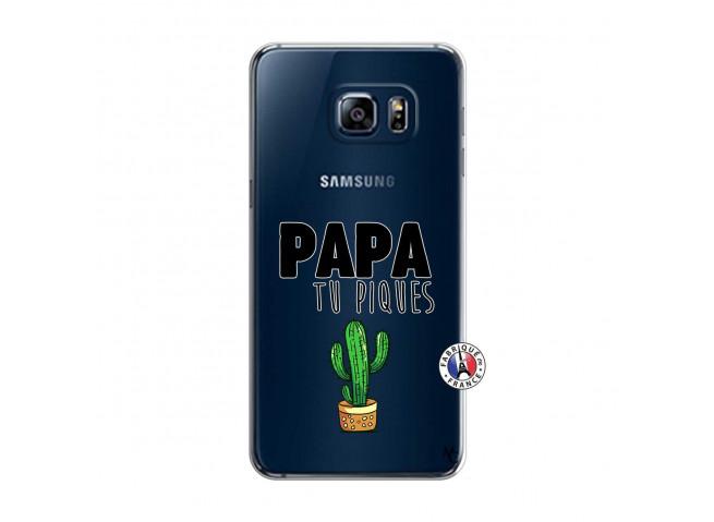 Coque Samsung Galaxy S6 Edge Papa Tu Piques