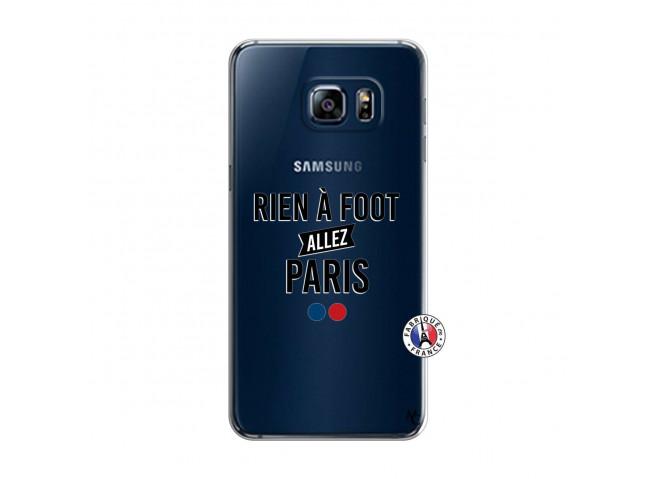 Coque Samsung Galaxy S6 Edge Rien A Foot Allez Paris
