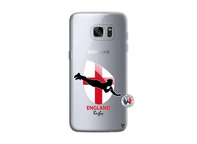 Coque Samsung Galaxy S7 Edge Coupe du Monde Rugby-England