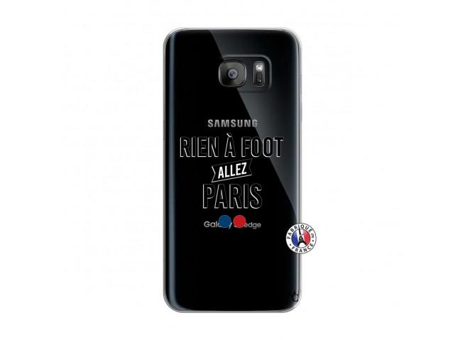Coque Samsung Galaxy S7 Edge Rien A Foot Allez Paris