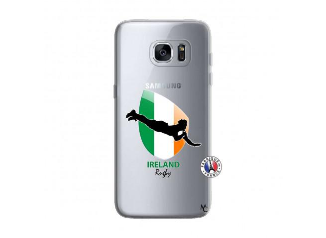 Coque Samsung Galaxy S7 Coupe du Monde Rugby-Ireland