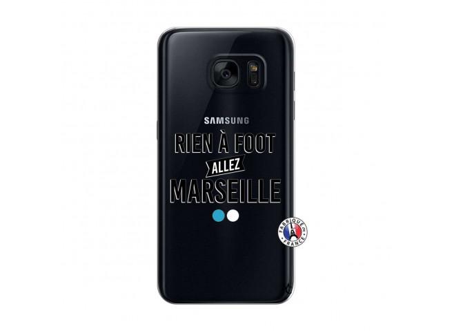 Coque Samsung Galaxy S7 Rien A Foot Allez Marseille