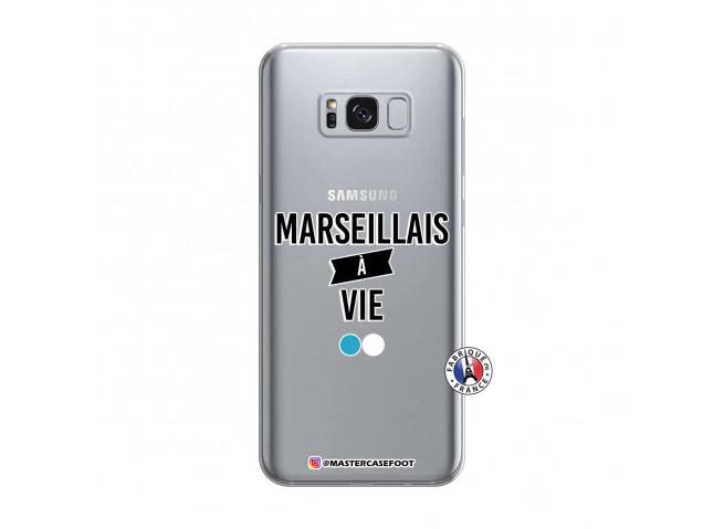 Coque Samsung Galaxy S8 Plus Marseillais à Vie