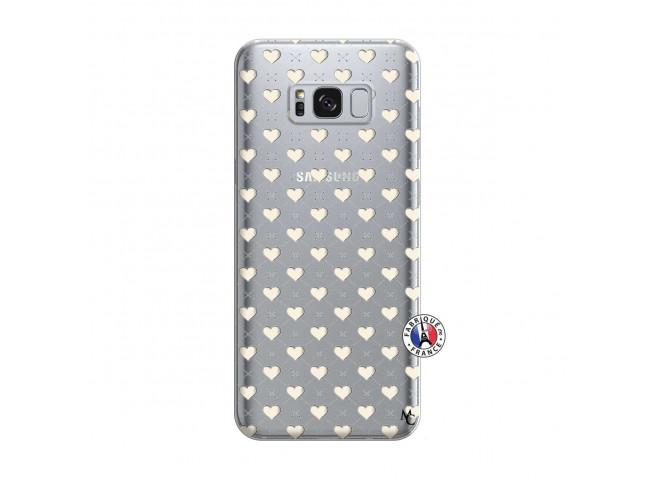 Coque Samsung Galaxy S8 Little Hearts