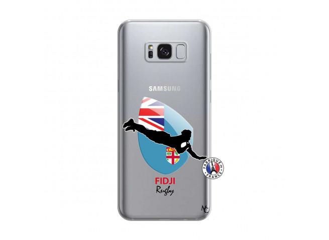 Coque Samsung Galaxy S8 Coupe du Monde Rugby Fidji
