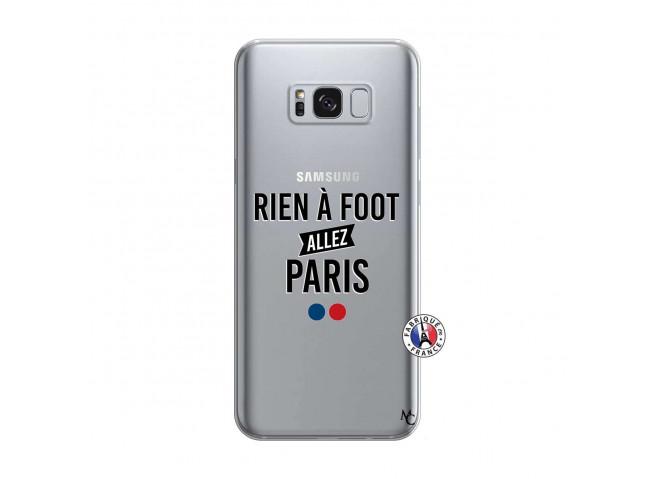 Coque Samsung Galaxy S8 Rien A Foot Allez Paris