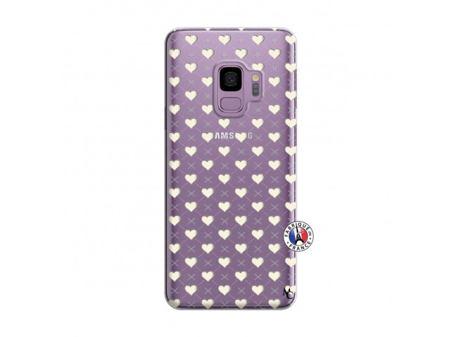 Coque Samsung Galaxy S9 Plus Little Hearts