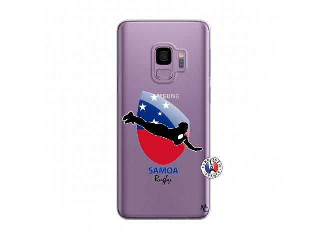 Coque Samsung Galaxy S9 Plus Coupe du Monde Rugby-Samoa