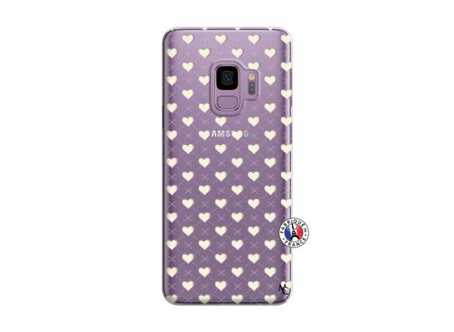 Coque Samsung Galaxy S9 Little Hearts