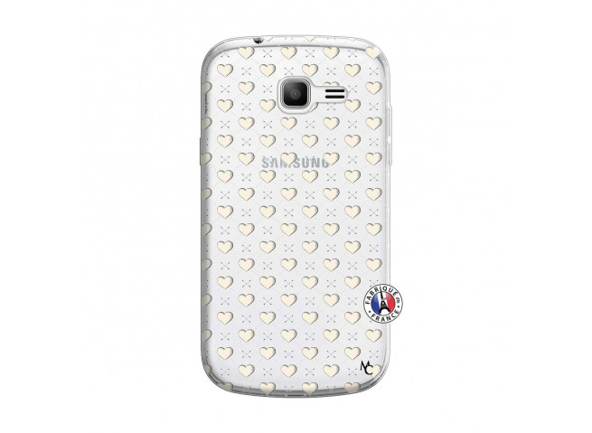 Coque Samsung Galaxy Trend Lite Little Hearts