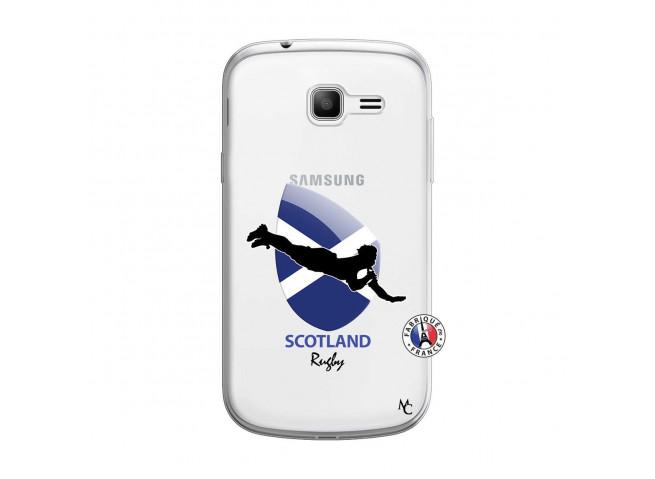 Coque Samsung Galaxy Trend Lite Coupe du Monde Rugby-Scotland