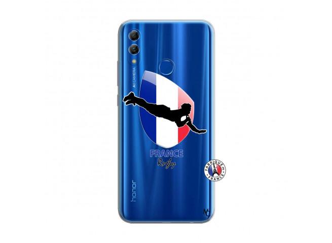 Coque Huawei Honor 10 Lite Coupe du Monde de Rugby-France