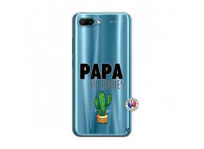 Coque Huawei Honor 10 Papa Tu Piques