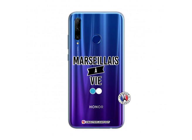 Coque Huawei Honor 20 Lite Marseillais à Vie