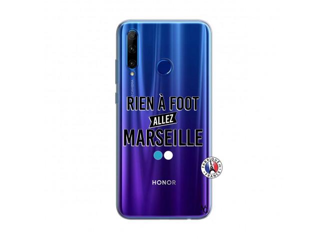 Coque Huawei Honor 20 Lite Rien A Foot Allez Marseille