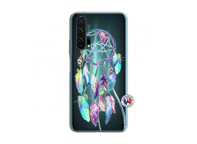 Coque Huawei Honor 20 PRO Blue Painted Dreamcatcher