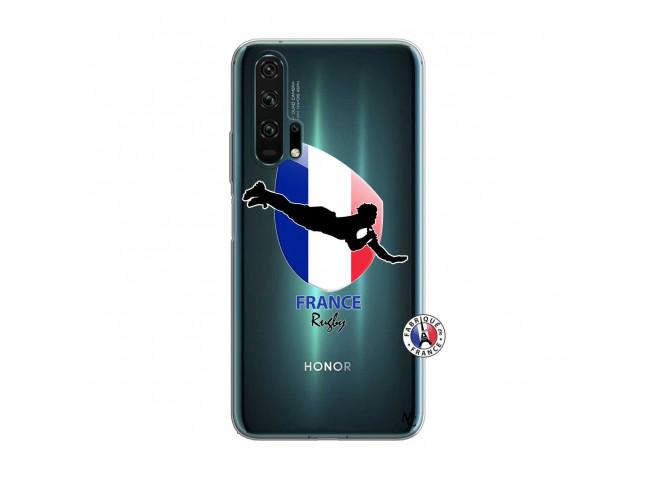 Coque Huawei Honor 20 PRO Coupe du Monde de Rugby-France