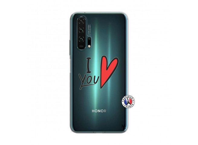 Coque Huawei Honor 20 PRO I Love You