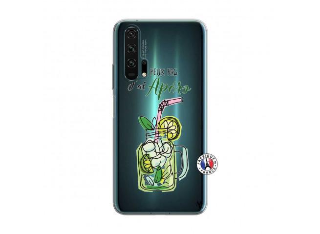 Coque Huawei Honor 20 PRO Je peux pas J'ai Apéro