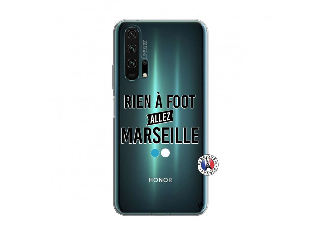 Coque Huawei Honor 20 PRO Rien A Foot Allez Marseille