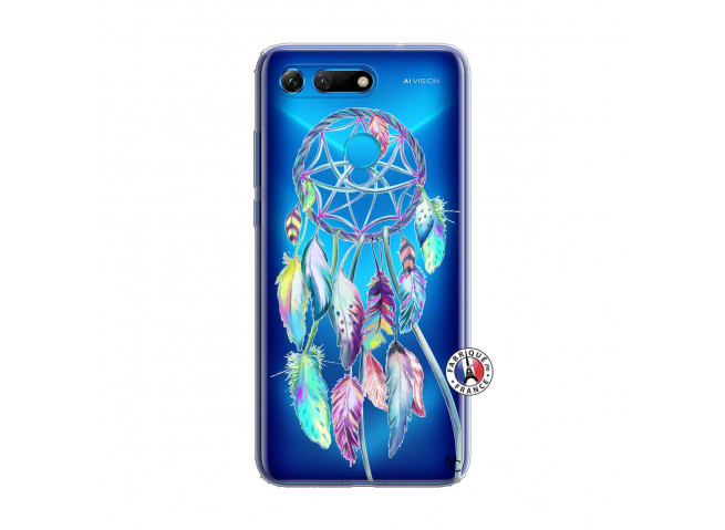 Coque Huawei Honor 20 Blue Painted Dreamcatcher