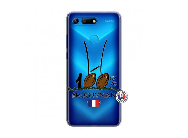 Coque Huawei Honor 20/nova 5T 100 % Rugbyman Entre les Poteaux