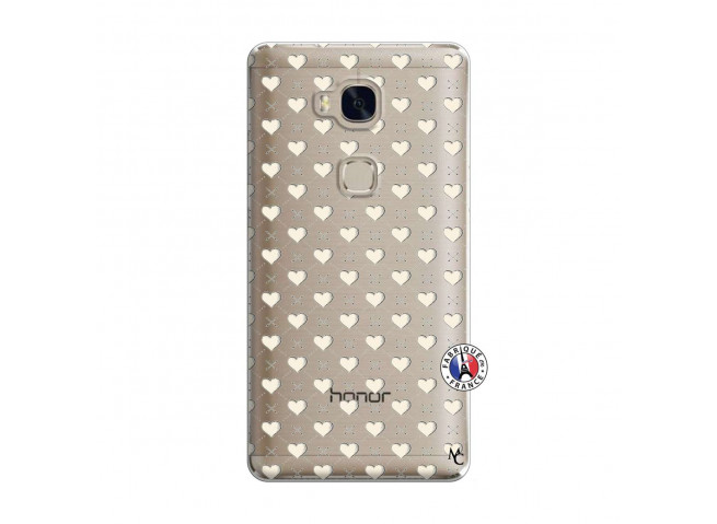 Coque Huawei Honor 5X Little Hearts