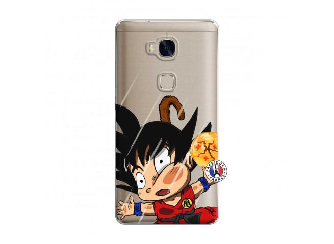 Coque Huawei Honor 5X Goku Impact