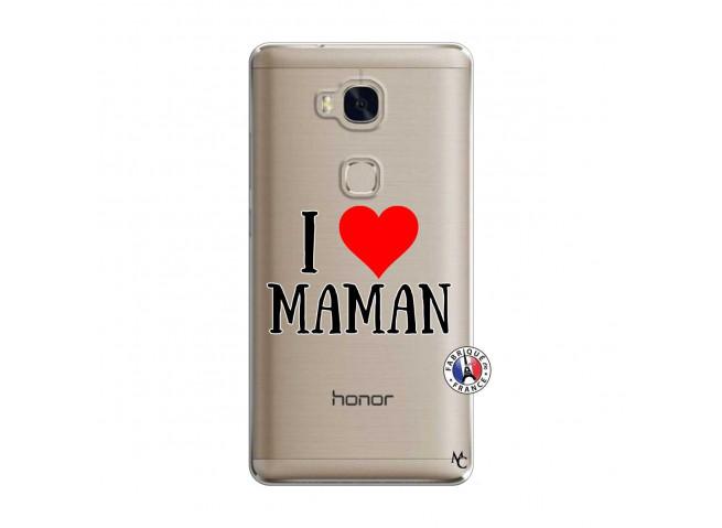 Coque Huawei Honor 5X I Love Maman