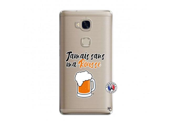 Coque Huawei Honor 5X Jamais Sans Ma Rousse