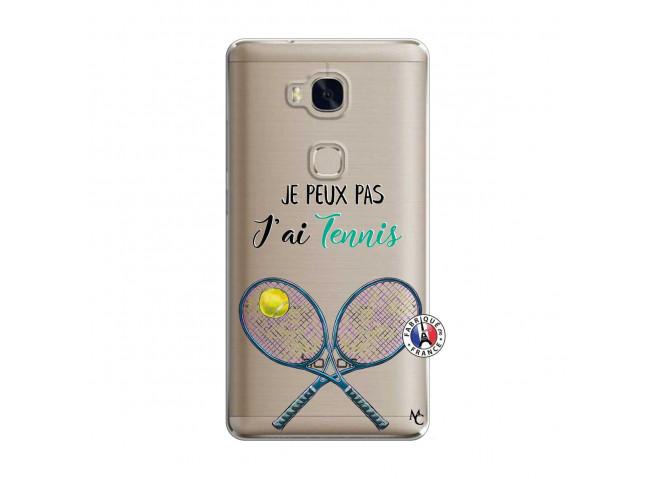 Coque Huawei Honor 5X Je Peux Pas J Ai Tennis