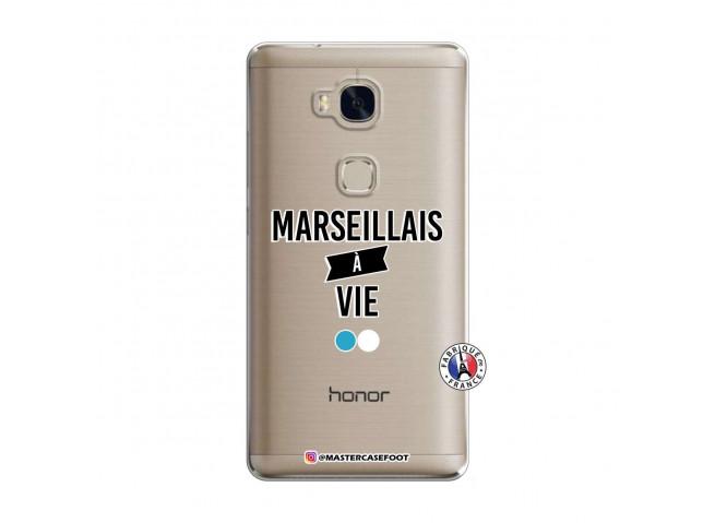 Coque Huawei Honor 5X Marseillais à Vie