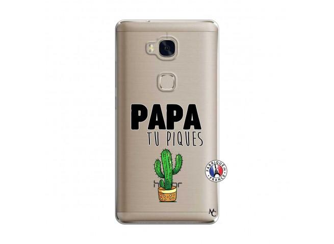 Coque Huawei Honor 5X Papa Tu Piques
