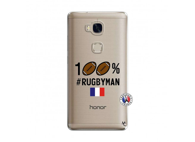 Coque Huawei Honor 5X 100% Rugbyman