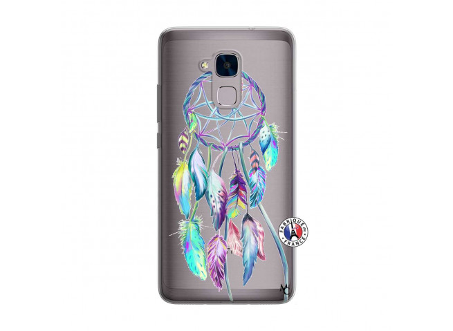 Coque Huawei Honor 5C Blue Painted Dreamcatcher