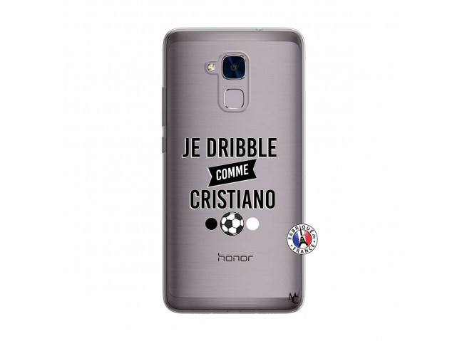 Coque Huawei Honor 5C Je Dribble Comme Cristiano