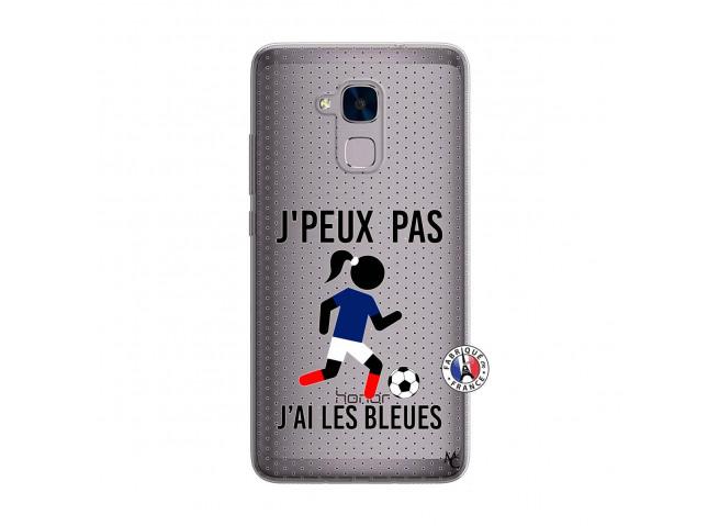Coque Huawei Honor 5C Je Peux Pas J Ai Les Bleues Maillot