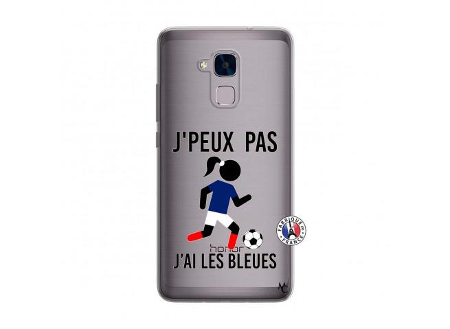 Coque Huawei Honor 5C Je Peux Pas J Ai Les Bleues