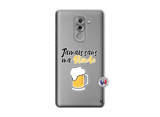 Coque Huawei Honor 6X Jamais Sans Ma Blonde