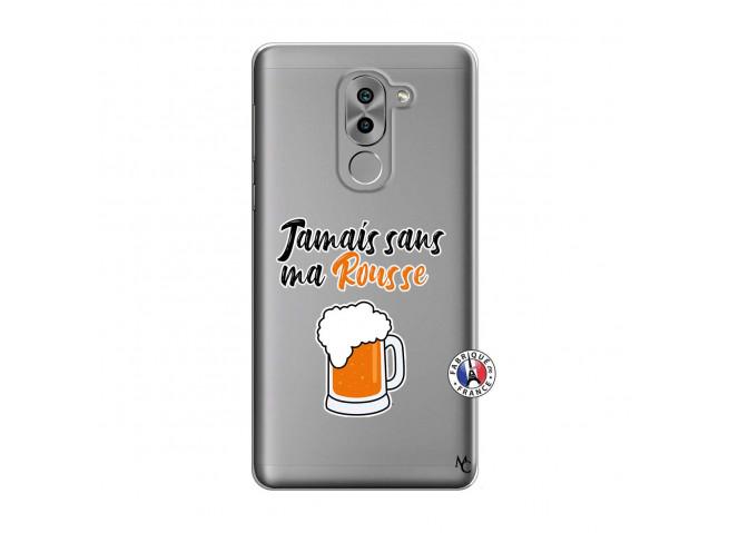 Coque Huawei Honor 6X Jamais Sans Ma Rousse