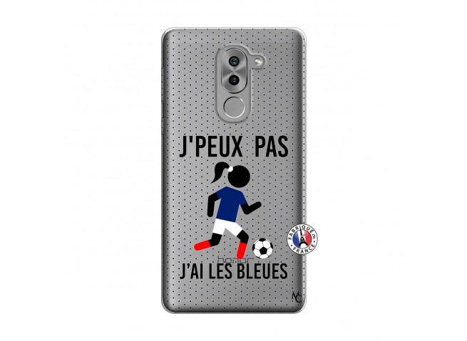 Coque Huawei Honor 6X Je Peux Pas J Ai Les Bleues Maillot