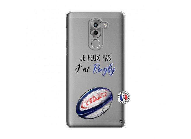 Coque Huawei Honor 6X Je Peux Pas J Ai Rugby