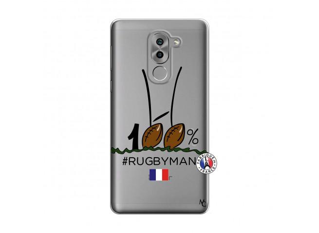 Coque Huawei Honor 6X 100 % Rugbyman Entre les Poteaux