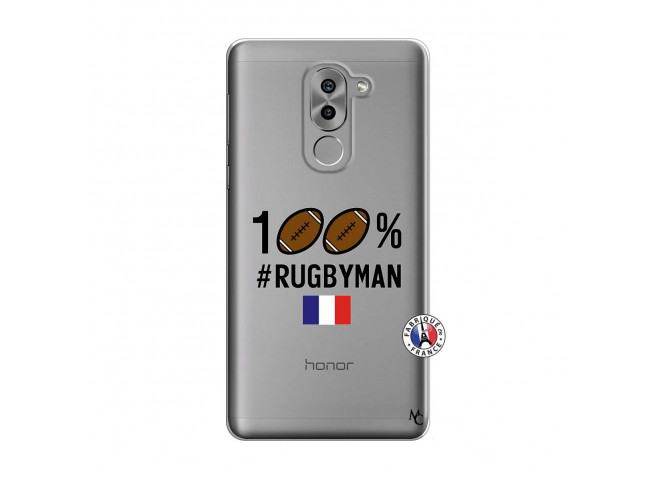 Coque Huawei Honor 6X 100% Rugbyman