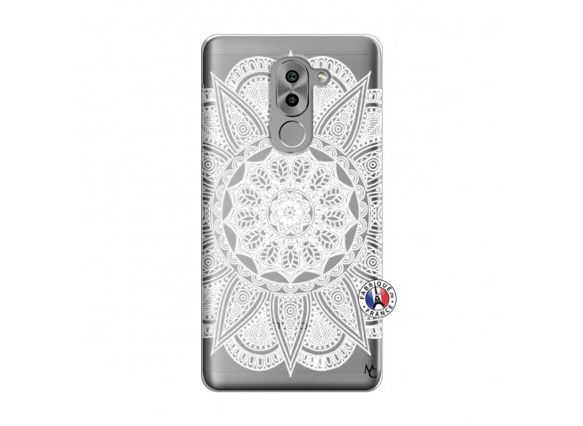 Coque Huawei Honor 6X White Mandala