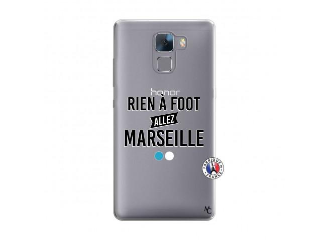 Coque Huawei Honor 7 Rien A Foot Allez Marseille