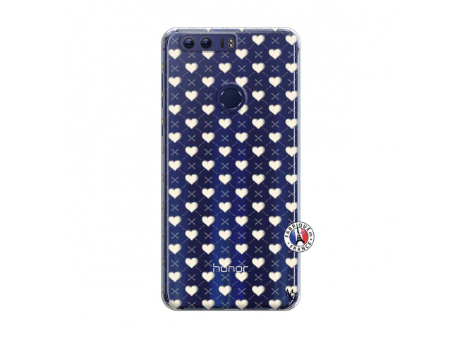 Coque Huawei Honor 8 Little Hearts