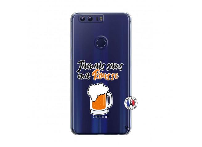 Coque Huawei Honor 8 Jamais Sans Ma Rousse